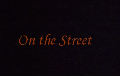 On the Street (1976) cover