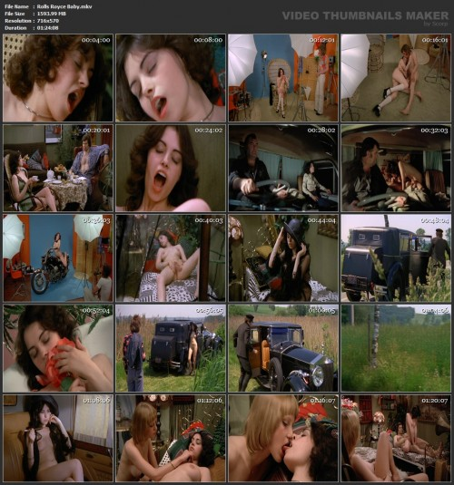 Rolls Royce Baby (1975) screencaps