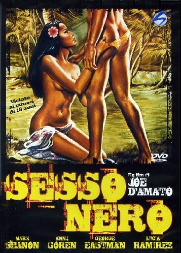 Sesso nero (1980) cover