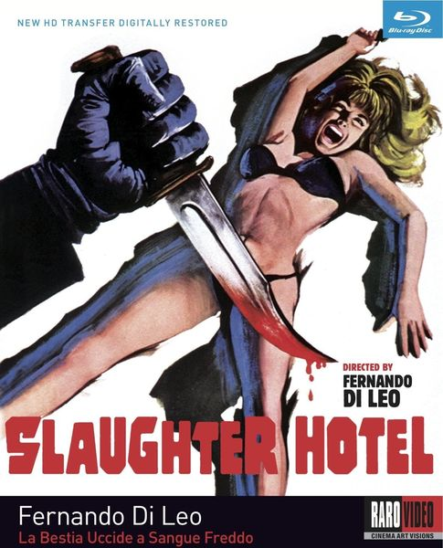 Slaughter Hotel (1971) cover