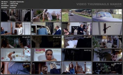 Slaughter Hotel (1971) screencaps