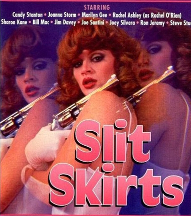 Slit Skirts (1983) cover