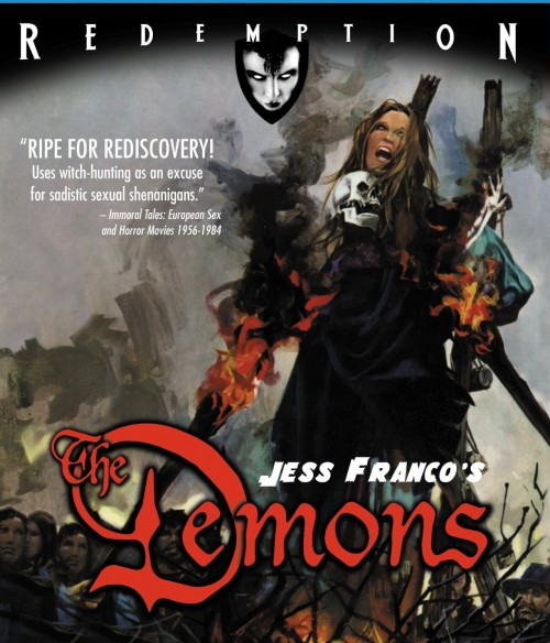 The Demons (1973) cover