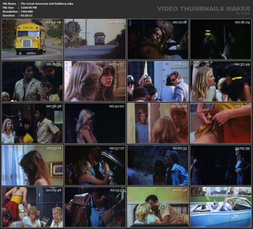 The Great American Girl Robbery (1979) screencaps