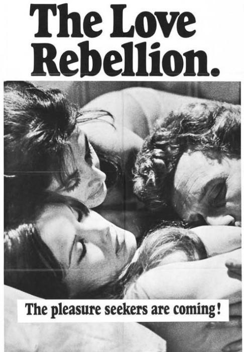 The Love Rebellion (1967) cover