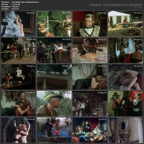 The Ribald Tales of Robin Hood (1969) screencaps
