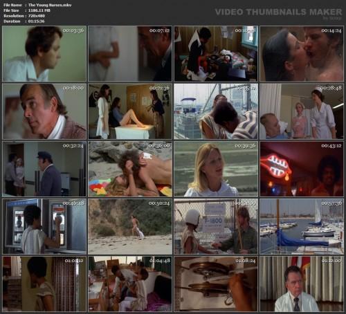 The Young Nurses (1973) screencaps