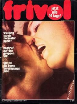 frivol 16 (Magazine) cover