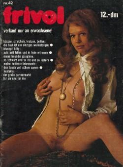 frivol 42 (Magazine) cover