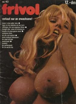 frivol 43 (Magazine) cover