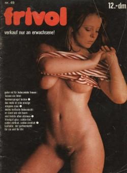 frivol 49 (Magazine) cover