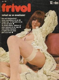 frivol 50 (Magazine) cover