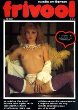 frivol 52 (Magazine) cover