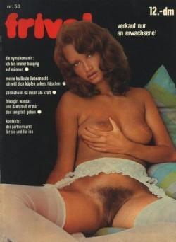 frivol 53 (Magazine) cover