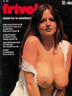 frivol 54 (Magazine) cover