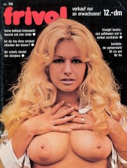frivol 56 (Magazine) cover
