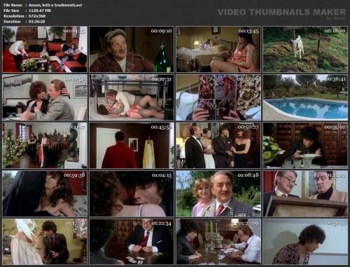 Amori, letti e tradimenti (1975) screencaps