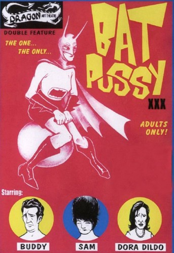Bat Pussy (1973) cover