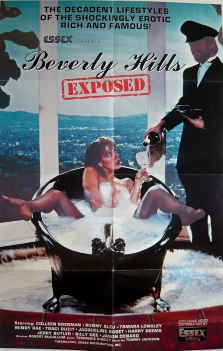 Beverly Hills Exposed (1985) cover