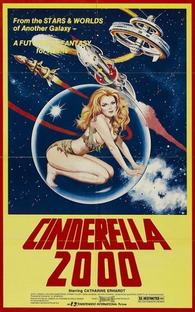 Cinderella 2000 (Better Quality) (1977) cover