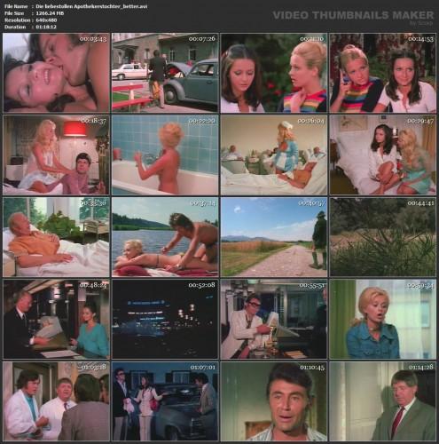 Die liebestollen Apothekerstochter (Better Quality) (1972) screencaps