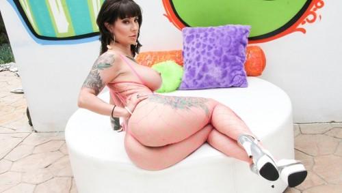 EvilAngel.com - Dollie Darko (Tattooed Anal Sluts 3, Scene 1) cover