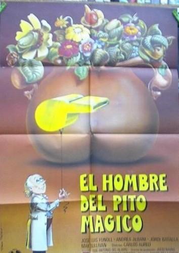 El hombre del pito magico (1983) cover