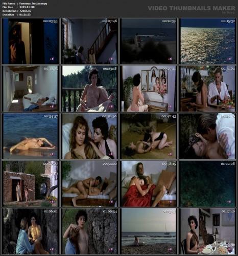 Femmes (Better Quality) (1983) screencaps