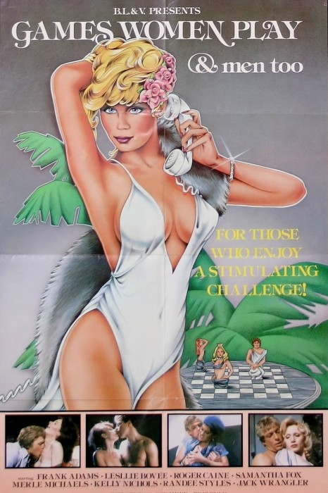 Games Women Play (1980) cover