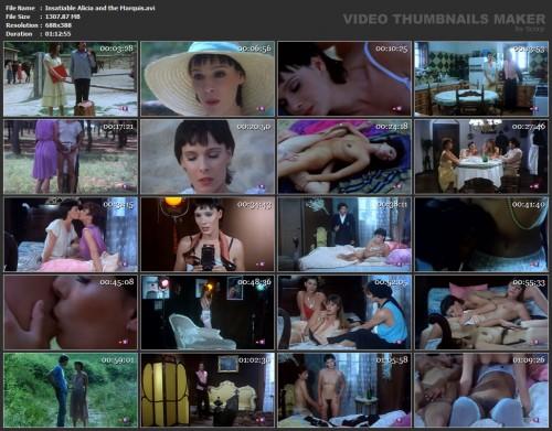 Insatiable Alicia and the Marquis (1983) screencaps