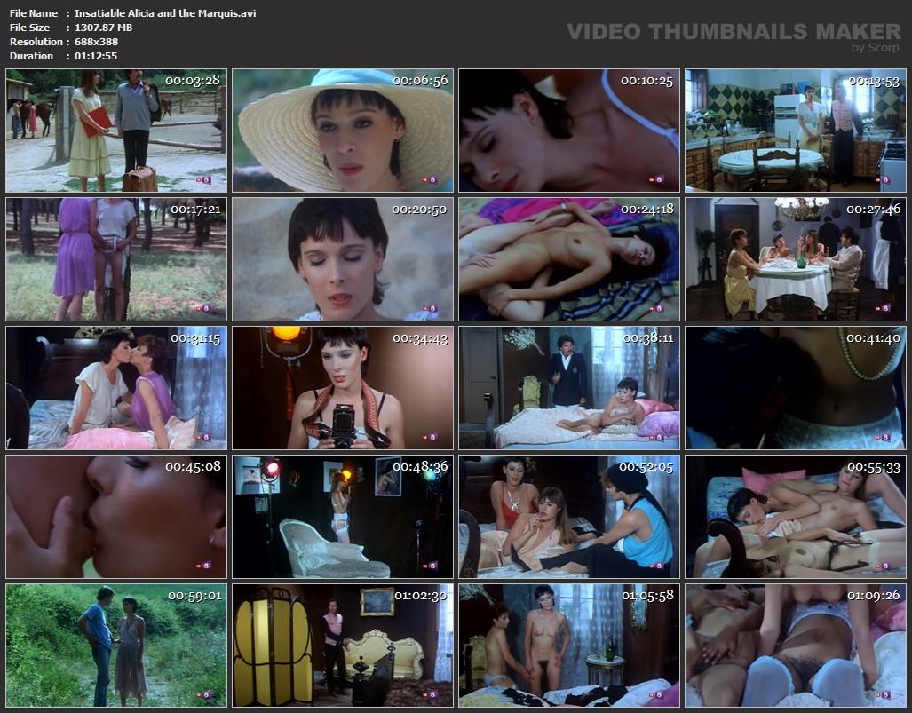 Andrea albani concha valero lesbo scenes - 2 part 2