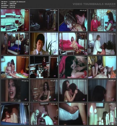 La frigida y la viciosa (1981) screencaps