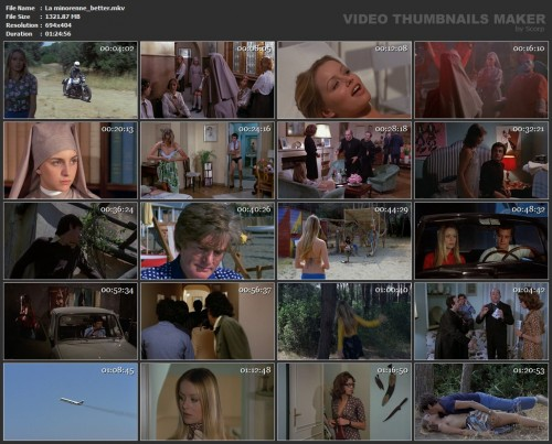 La minorenne (Better Quality) (1974) screencaps