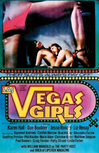 Las Vegas Girls (1983) cover