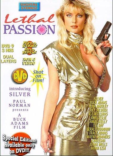 Lethal Passion (1984) cover