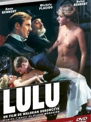 Lulu (1980) cover