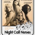 Night Call Nurses (1972) cover