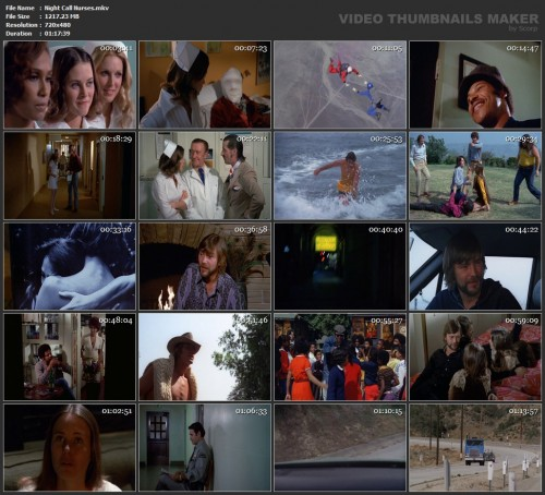 Night Call Nurses (1972) screencaps