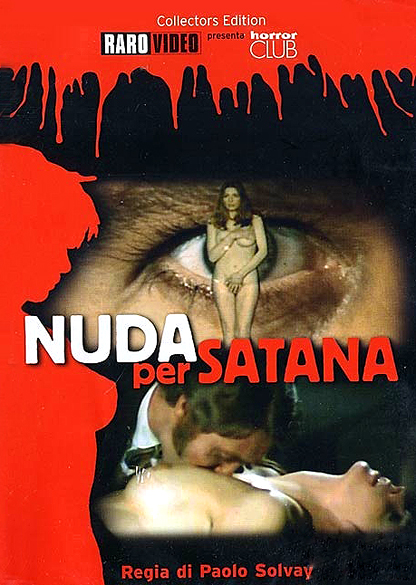 Nuda per Satana (1974) cover