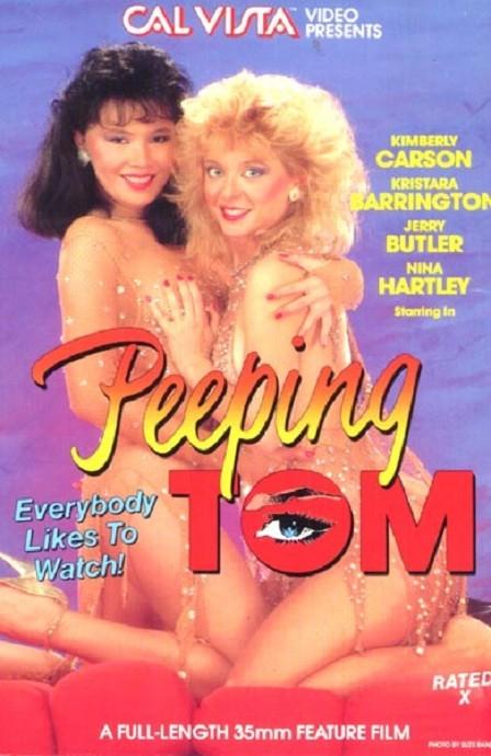 Peeping Tom (1986) cover