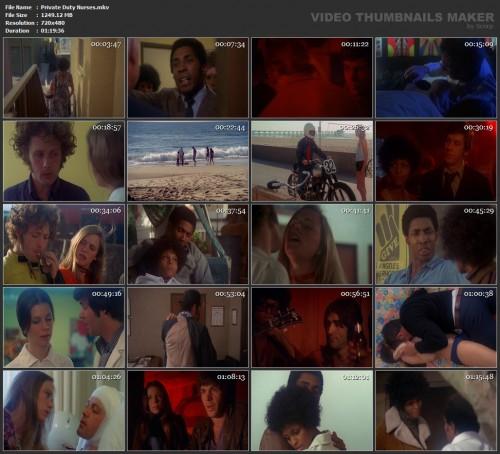 Private Duty Nurses (1971) screencaps