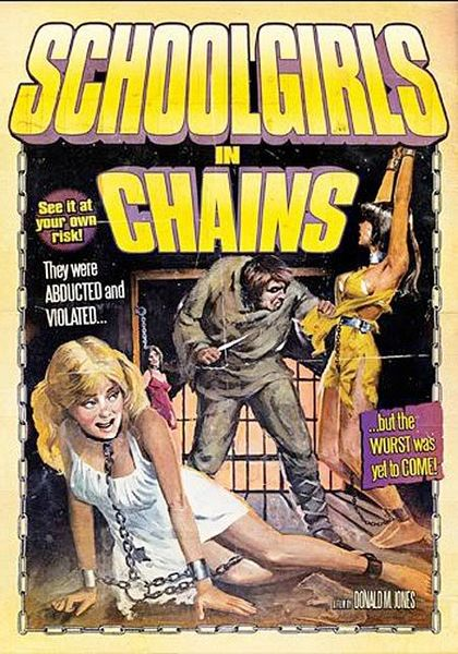 Schoolgirls in Chains (1973) cover