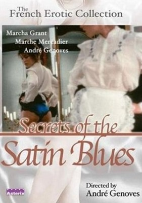 Secrets of the Satin Blues (1981) cover