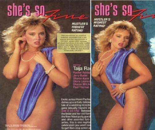 Shes So Fine (1985) cover