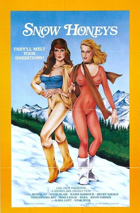 Snow Honeys (1983) cover