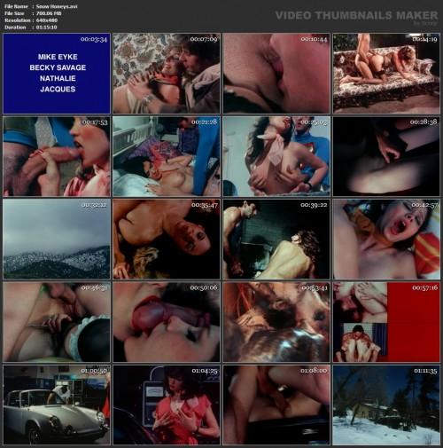 Snow Honeys (1983) screencaps