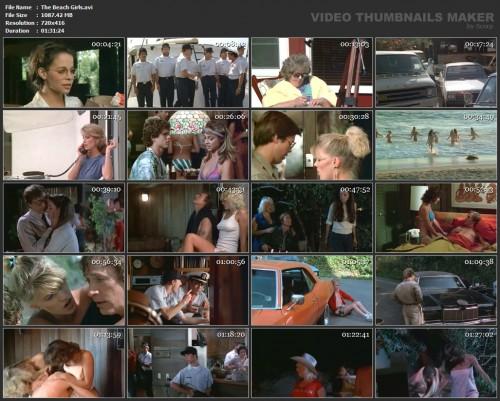 The Beach Girls (1982) screencaps