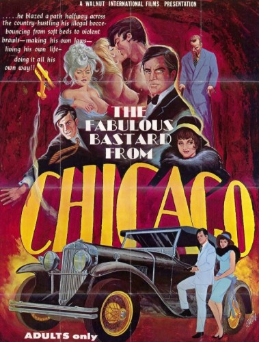 The Fabulous Bastard from Chicago (1969) cover