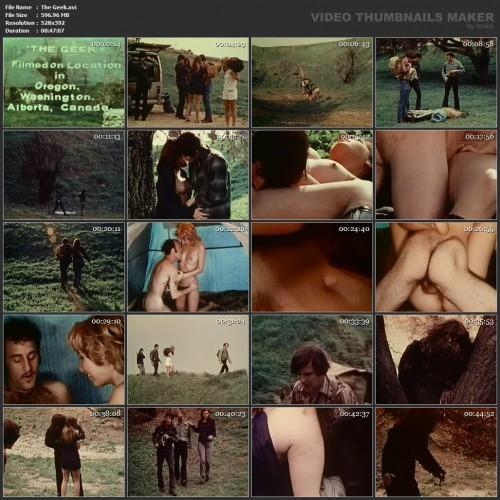 The Geek (1971) screencaps