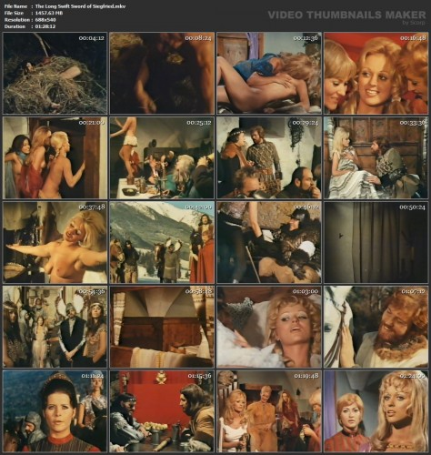 The Long Swift Sword of Siegfried (1971) screencaps